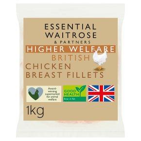 Essential British Chicken Breast Fillets