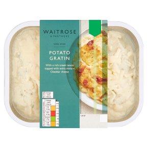 Waitrose potato gratin