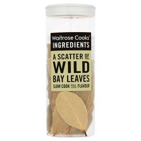 Cooks' ingredients wild bay leaves