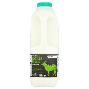 Waitrose Goats Milk Semi-Skimmed