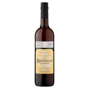 Waitrose No.1 Dry Amontillado Sherry