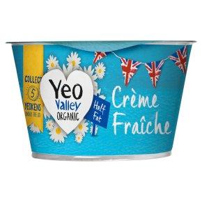 Yeo Valley Half Fat Crème Fraîche