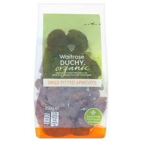 Waitrose Duchy Dried Pitted Apricots