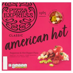 Pizza Express Classic American Hot