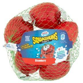 Munch Bunch Squashums strawberry yogurt