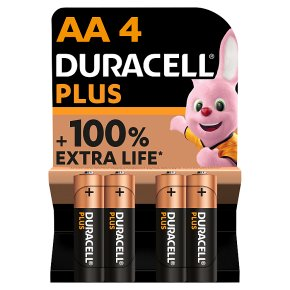 Duracell Plus AA MN1500
