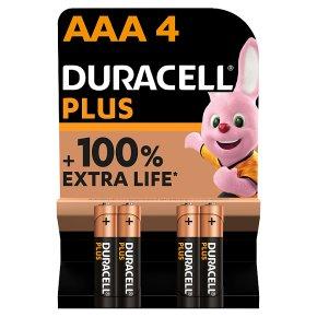 Duracell Plus AAA MN 2400