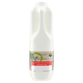 Duchy Organic Skimmed Milk