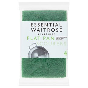 Essential Flat Pan Scourers