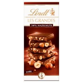 Lindt Dark Chocolate Hazelnut