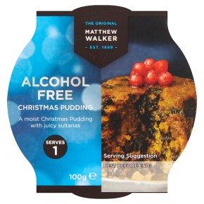 Matthew Walker Alcohol Free Christmas Pudding