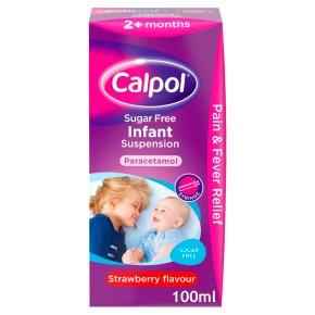 Calpol Sugar Free Infant