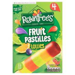 Nestlé Rowntree's Fruit Pastilles Lollies