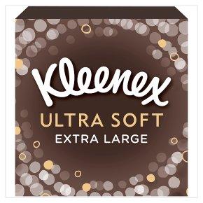 Kleenex Ultra Soft Extra Large