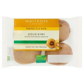 Waitrose Perfectly Ripe Golden Kiwi