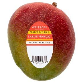 Waitrose Perfectly Ripe Large Mango