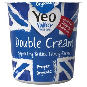 Yeo valley cream double