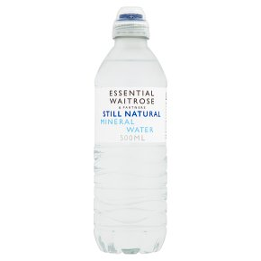 Essential Sports Still Natural Mineral Water