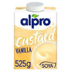 Alpro Dairy Free Vanilla Custard