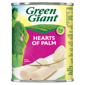 Green Giant hearts of palm whole