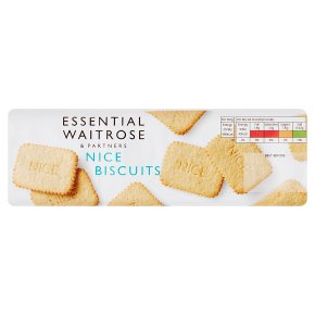 Essential Nice Biscuits