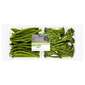 Tenderstem Broccoli & Fine Beans
