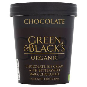 Green & Black's Chocolate Ice Cream