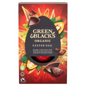 Green & Black's Organic Dark 70% Chocolate Easter Egg