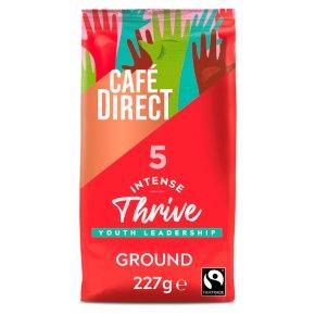 Cafédirect Fairtrade Intense Roast Ground Coffee