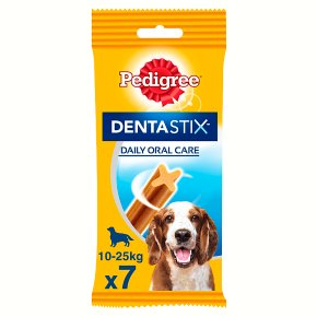 Pedigree Dentastix 7 sticks 10-25kg