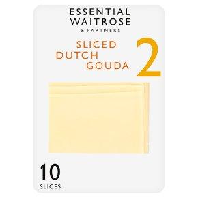 Essential Sliced Dutch Gouda 10s Strength 2