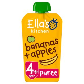 Ella's Kitchen Bananas + Apples