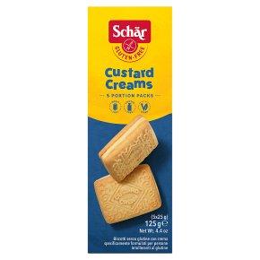 Schär custard creams