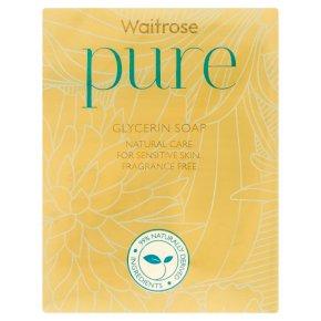 Waitrose Pure Glycerin Soap