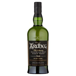 Ardbeg single malt scotch whisky 10yr
