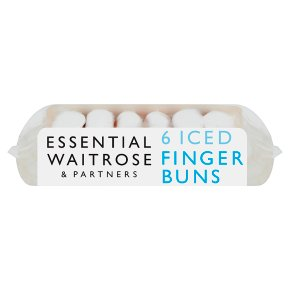 Essential Iced Finger Buns