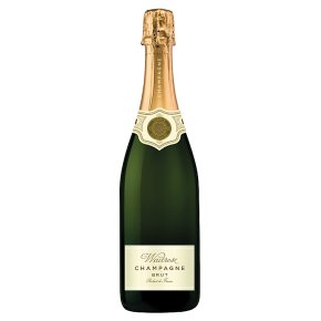Waitrose Brut Champagne (75cl)