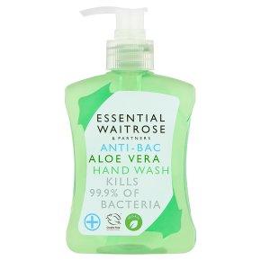 Essential Handwash Aloe Vera