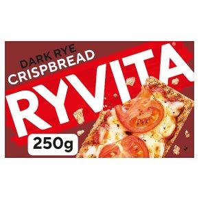 Ryvita Rye Bread Dark Rye