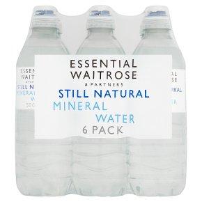 Essential Still Mineral Water Sports Cap