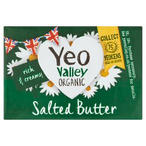 Yeo Valley Organic Butter Salted