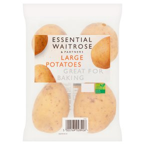 Essential Large Potatoes