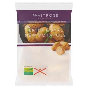 Jersey Royal New Potatoes
