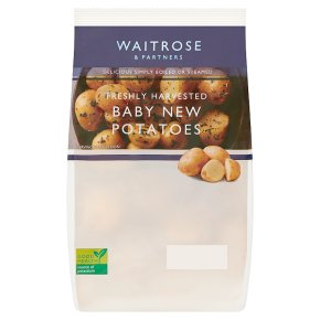 Baby New Potatoes