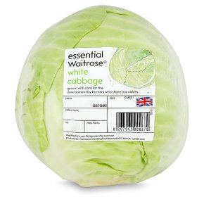 Essential White Cabbage