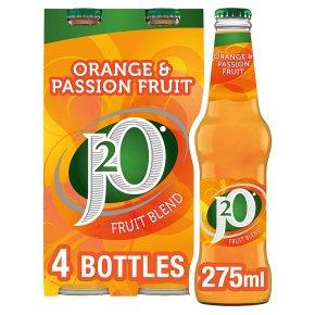 J2O Orange & Passion Fruit Juice Drink