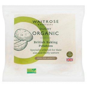 Waitrose Duchy Baking Potatoes