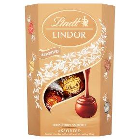 Lindt Lindor Truffles Assorted Chocolate