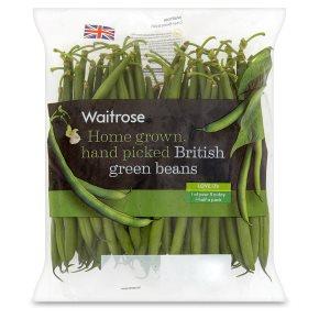 British Green Beans