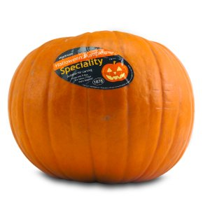 Waitrose Halloween Carving Pumpkin